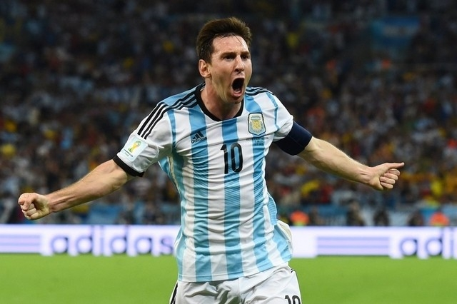 [Bóng Đá] 5 cầu thủ đi bóng hay nhất World Cup