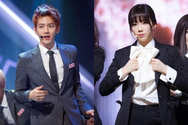 Rộ tin đồn Taeyeon và Baekhyun chia tay?