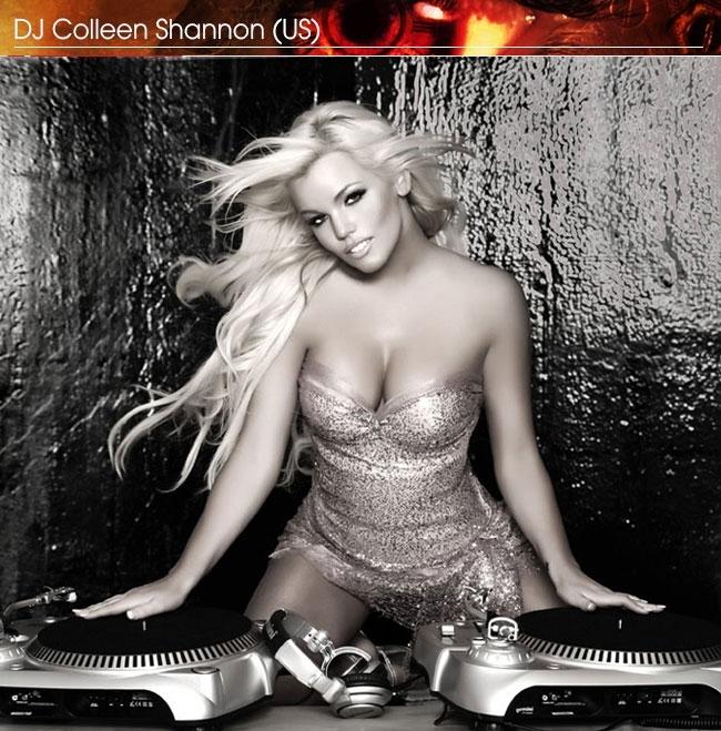 Người mẫu ảnh bìa Playboy khoe vẻ sexy khuấy động đêm nhạc Electric Steam Punk