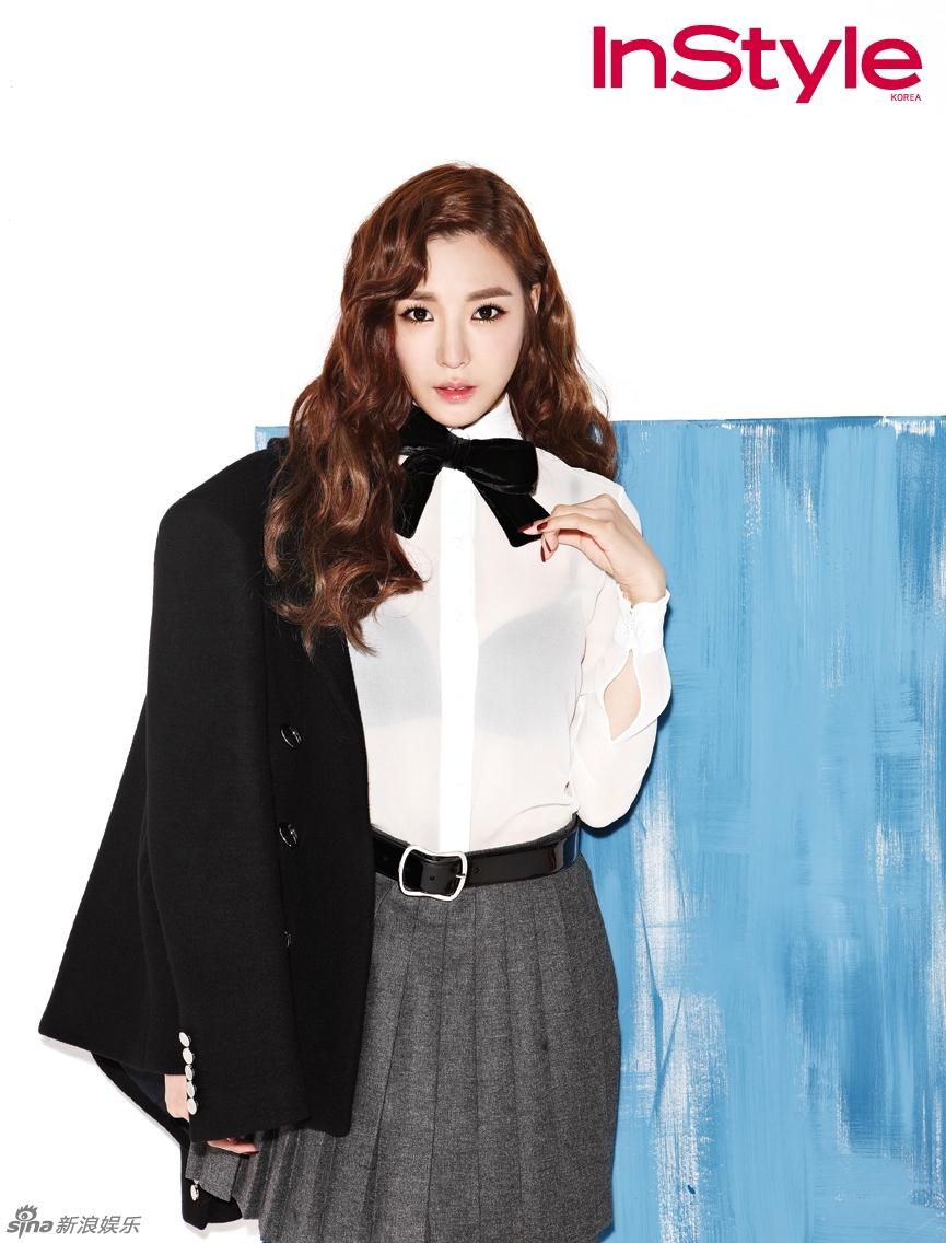 Tiffany muốn hợp tác cùng Lee Byung Hun và Lee Hyori