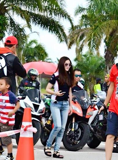 [Vi vu cùng Sao] Thu Thủy làm nữ hoàng đường đua tại Malaysia - Tin sao Viet - Tin tuc sao Viet - Scandal sao Viet - Tin tuc cua Sao - Tin cua Sao