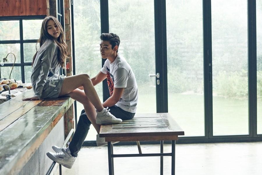 T.O.P và Sohee cực đẹp đôi trong bộ ảnh mới