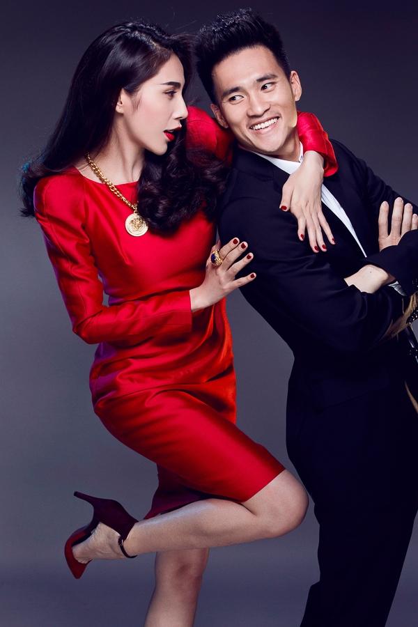 """Mặc showbiz """"ồn ào"""" ly hôn, Công Vinh và Thủy Tiên vẫn hạnh phúc bên nhau - Tin sao Viet - Tin tuc sao Viet - Scandal sao Viet - Tin tuc cua Sao - Tin cua Sao"""