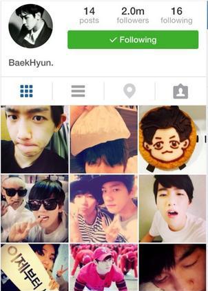 Baekhyun đã xóa bài post ngay sau đó