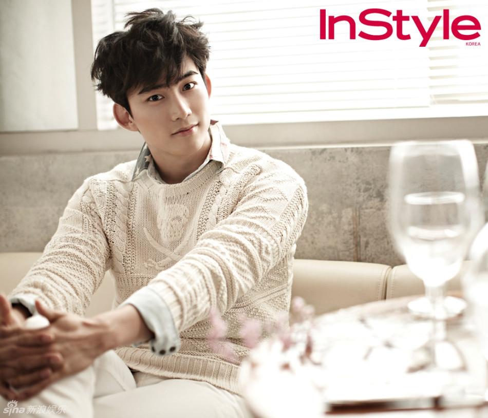 Taecyeon chọn Ha Ji Won là mẫu hình lý tưởng