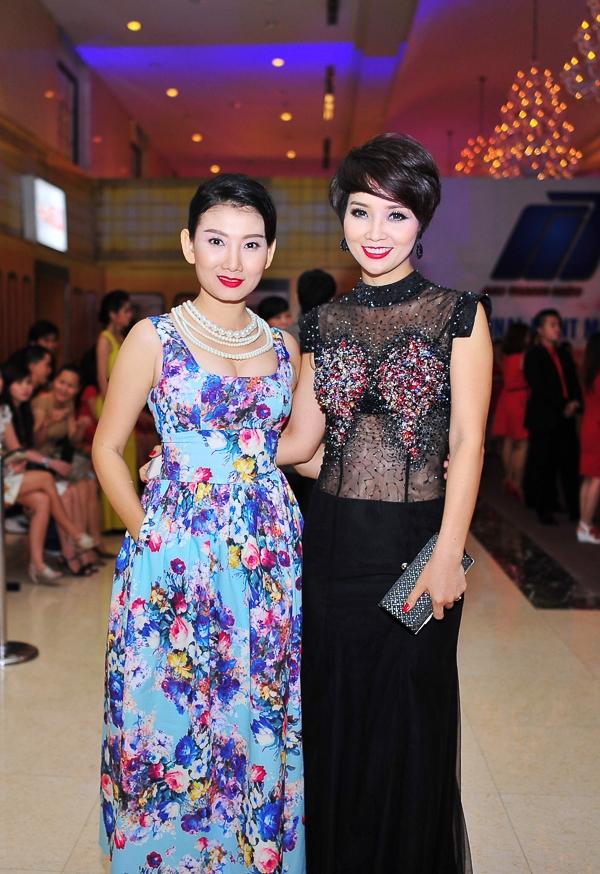 NSUT Mỹ Uyên và diễn viên Mai Thu Huyền - Tin sao Viet - Tin tuc sao Viet - Scandal sao Viet - Tin tuc cua Sao - Tin cua Sao