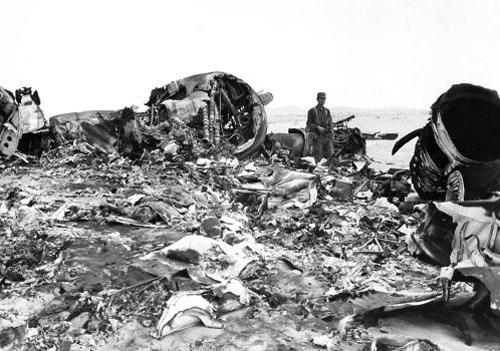 Nhiều máy bay chở khách từng bị bắn rơi trong lịch sử