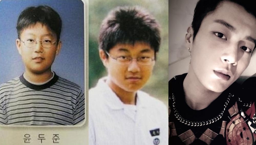 Choáng với sự lột xác ngoạn mục của các mỹ nam Hàn
