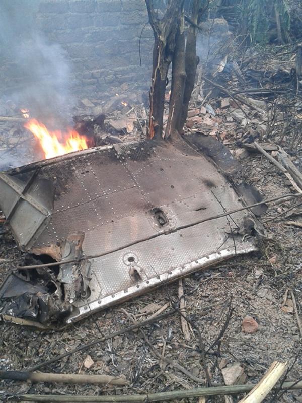 Thảm khốc những vụ rơi máy chỉ trong nửa đầu năm 2014