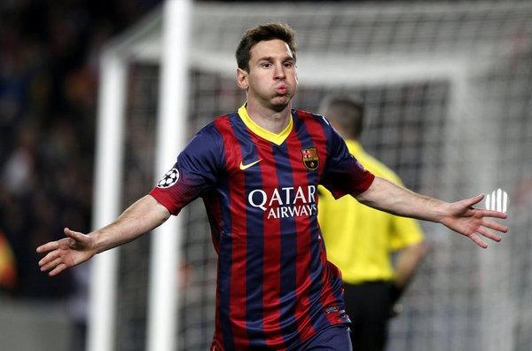 Vị trí của Messi luôn làm các HLV đau đầu