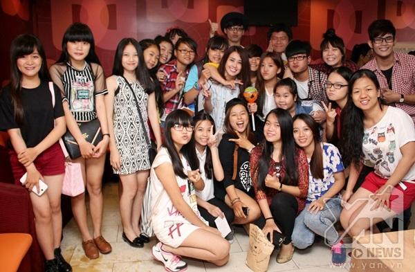 Ngày 19/7 vừa qua, FC Ngọc Thảo đã tổ chức bữa tiệc sinh nhật tròn 24 tuổi cho Ngọc Thảo, đây là bữa tiệc sinh nhật đầu tiên mà cô diễn viên trẻ này được đón cùng fan.