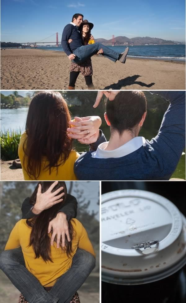 Quậy tưng với những bức ảnh đính hôn phá cách