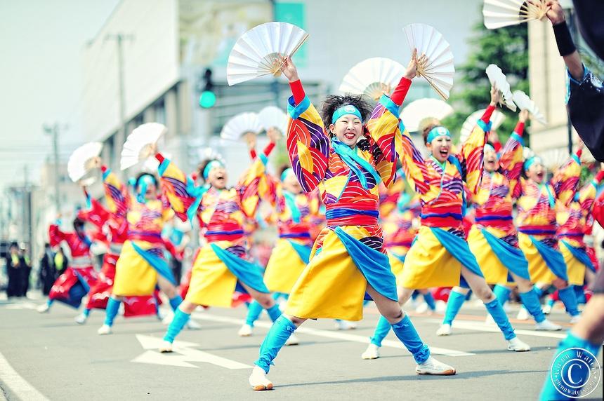 Tưng bừng đón mùa hè Nhật Bản giữa lòng Hà Nội