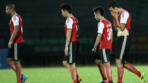 [Bóng Đá] 6 cầu thủ Đồng Nai bị áp giải trong đêm về Hà Nội điều tra