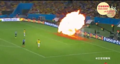 [ Bóng Đá ] World Cup 2014 lên phim kinh dị