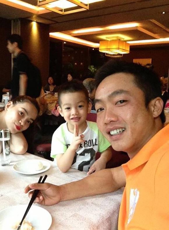 Hình ảnh hạnh phúc của gia đình Hồ Ngọc Hà khiến không ít người phải ghen tị - Tin sao Viet - Tin tuc sao Viet - Scandal sao Viet - Tin tuc cua Sao - Tin cua Sao