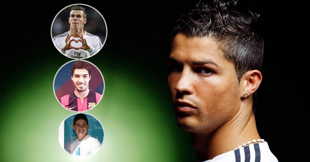 Cris Ronaldo vẫn là cầu thủ đắt nhất cho đến hiện tại