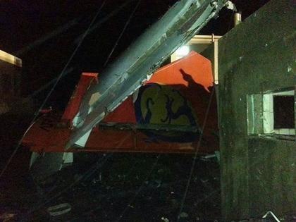 Máy bay rơi tại Đải Loan, hơn 50 người thiệt mạng