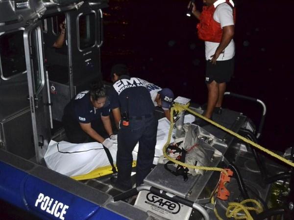Máy bay gặp nạn ở Thái Bình Dương: Phi công 17 tuổi tử vong