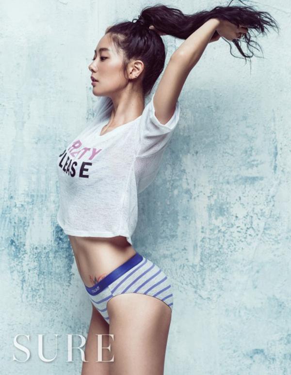 Sao Hàn nào nóng bỏng nhất trên tạp chí tháng 7?