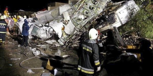 Dàn sao Hoa Ngữ đau lòng trước vụ rơi máy bay ở Đài Loan
