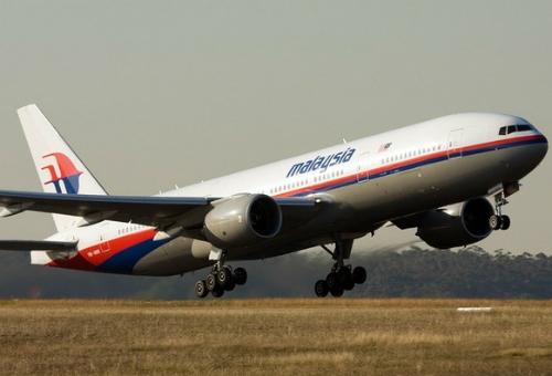 Một chiếc Boeing 777-200 của Malaysia Airlines, tương tự chiếc đang mất tích.