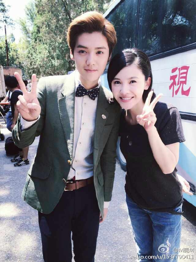 Luhan hạnh phúc với vai diễn điện ảnh đầu tiên