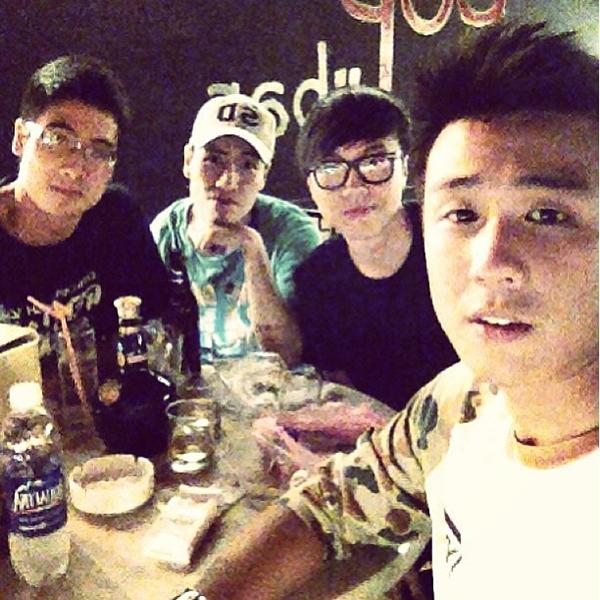 Toàn Shinoda là anh cả của JVevermind, Lâm Việt Anh, HuyMe.