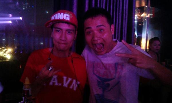 Toàn Shinoda và Tuấn Saker