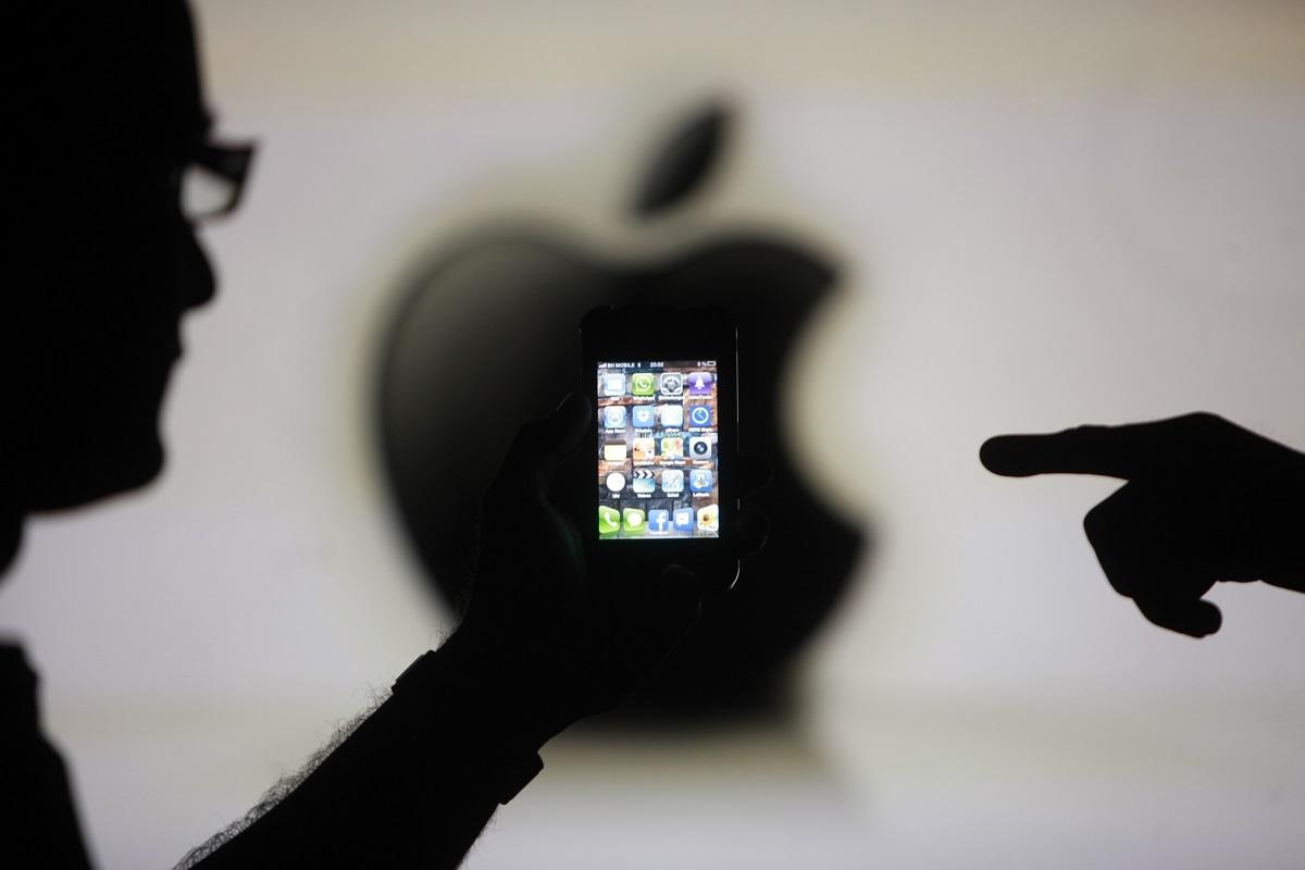 Apple cho biết họ không liên quan đến các chương trình giánđiệp của chính phủ Mỹ. Ảnh: Reuter.