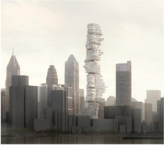 Tổng hợp những công trình kiến trúc không tưởng 6