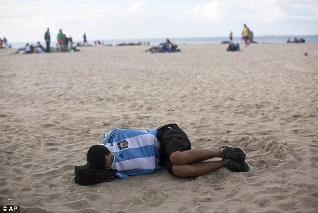 Họ ở lại vì kinh tế Argentina đang khủng hoảng