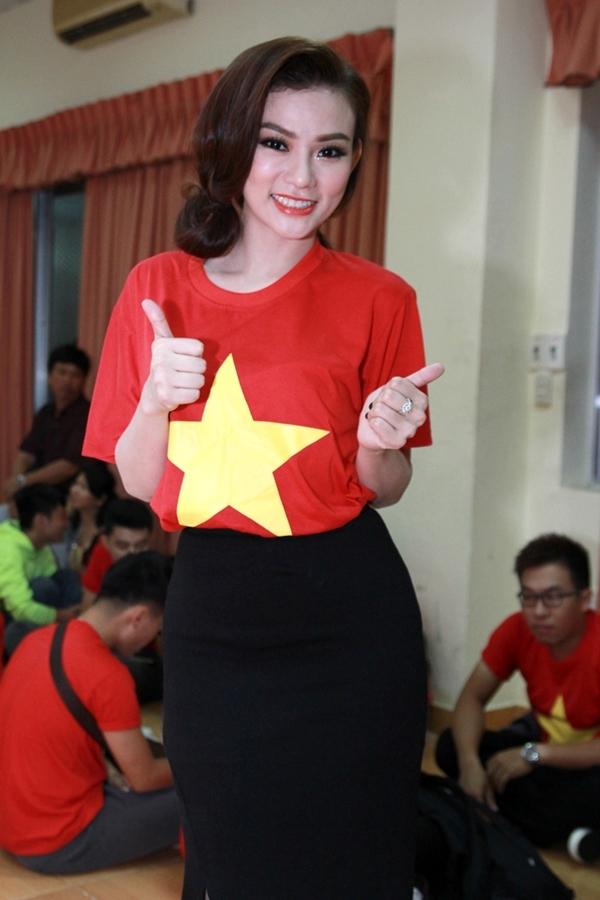 Candy Thu Thủy thử sức với vai trò mới - Tin sao Viet - Tin tuc sao Viet - Scandal sao Viet - Tin tuc cua Sao - Tin cua Sao