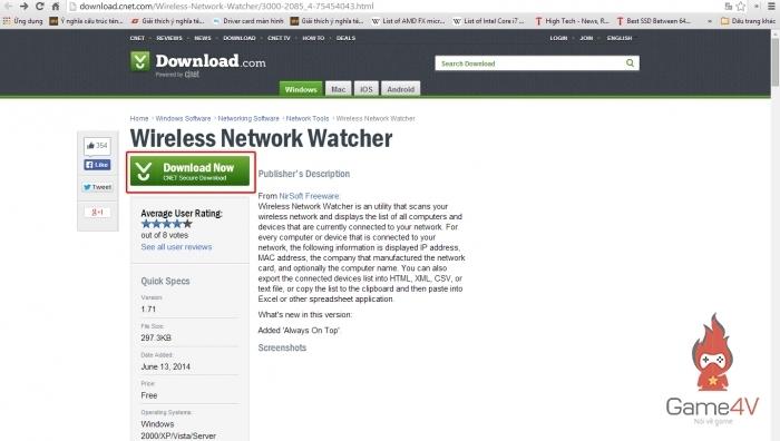 """[Công Nghệ] Hướng dẫn dò tìm những kẻ dùng Wi-Fi """"chùa"""" của nhà bạn"""