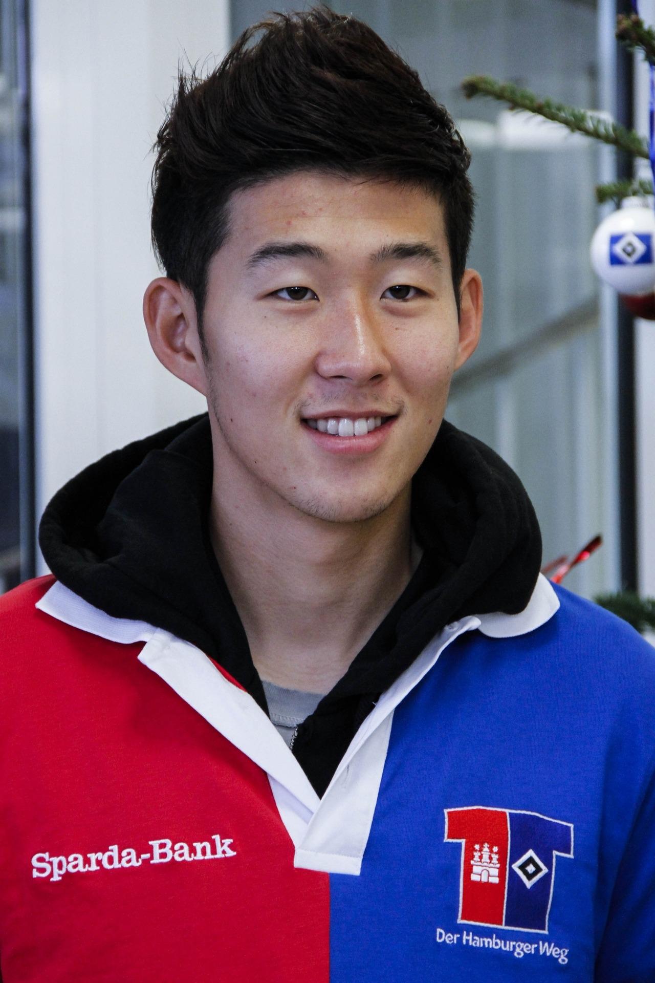 Cầu thủ bóng đá Son Heung Min
