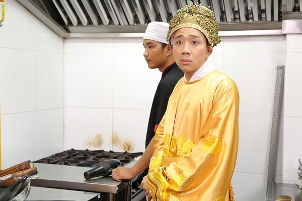 Trấn Thành lần đầu được làm vua trên màn ảnh - Tin sao Viet - Tin tuc sao Viet - Scandal sao Viet - Tin tuc cua Sao - Tin cua Sao
