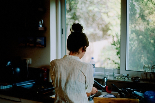 [Bí kíp yêu] 4 điều chỉ có ở con gái thích nấu ăn