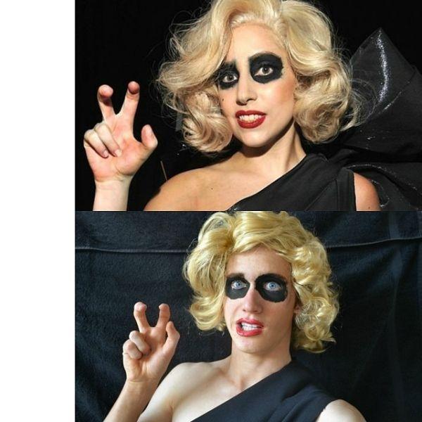 Cô nàng quái chiêu Lady Gaga cũng là đối tượng mà Liam không thể bỏ qua