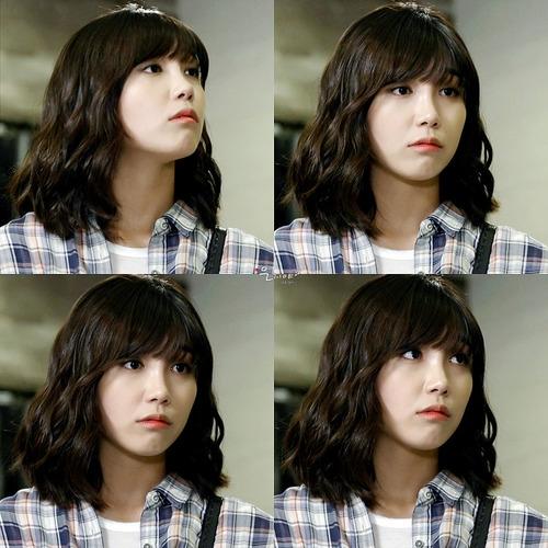 Eunji trong phim Trot Lovers