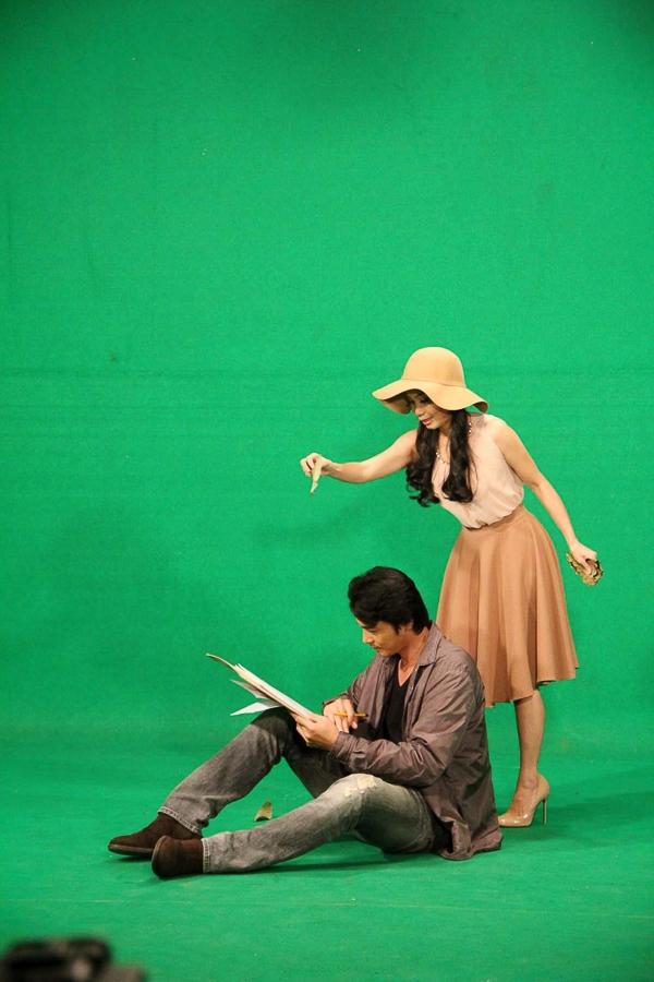 Cẩm Ly trở lại với nhạc trẻ bằng MV kỹ xảo 3D - Tin sao Viet - Tin tuc sao Viet - Scandal sao Viet - Tin tuc cua Sao - Tin cua Sao