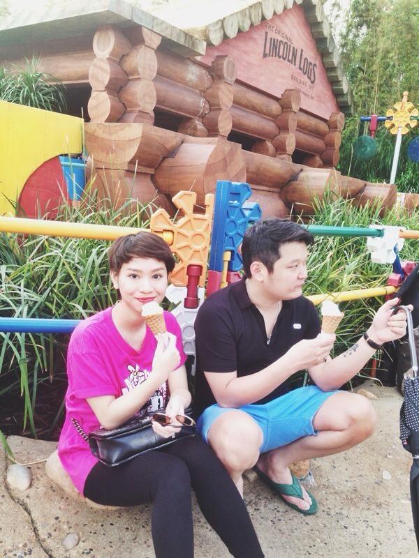 Ngắm những hình ảnh hạnh phúc của Sao Việt nơi xứ người - Tin sao Viet - Tin tuc sao Viet - Scandal sao Viet - Tin tuc cua Sao - Tin cua Sao