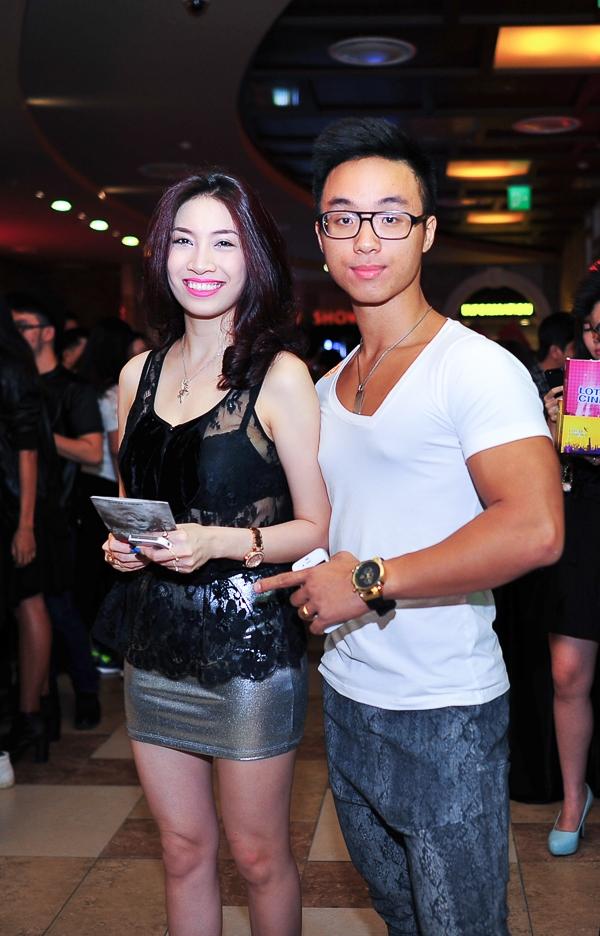 Pha Lê và Bill Nguyễn