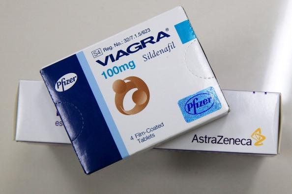 Dùng Viagra giúp lưu thông oxy trong máu