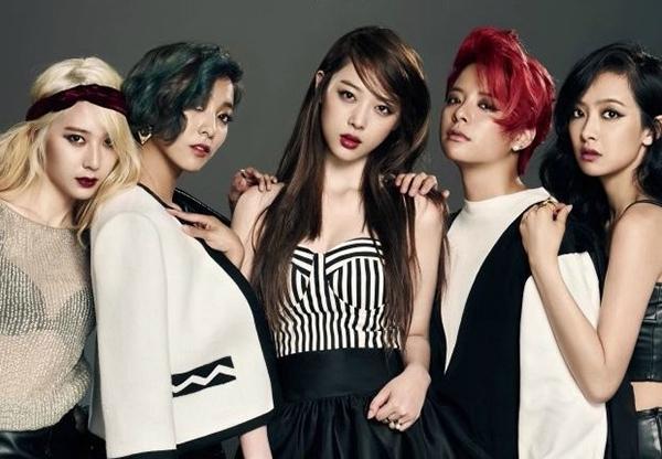 Red Velvet ra mắt, số phận f(x) đang bị báo động sẽ tan rã?