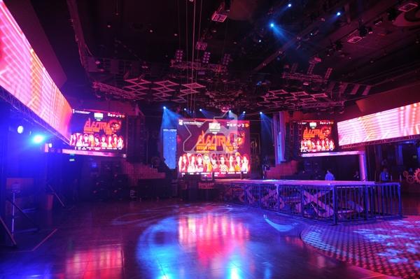Sân khấu chính của Electric Steam Punk
