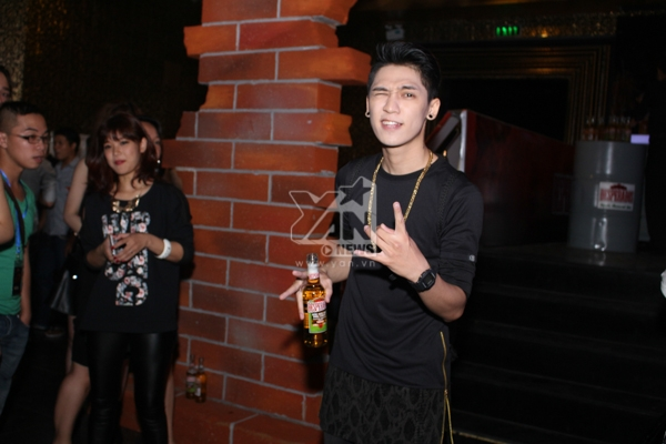 [Trực tiếp] Sao Việt hào hứng tham gia Electric Steam Punk