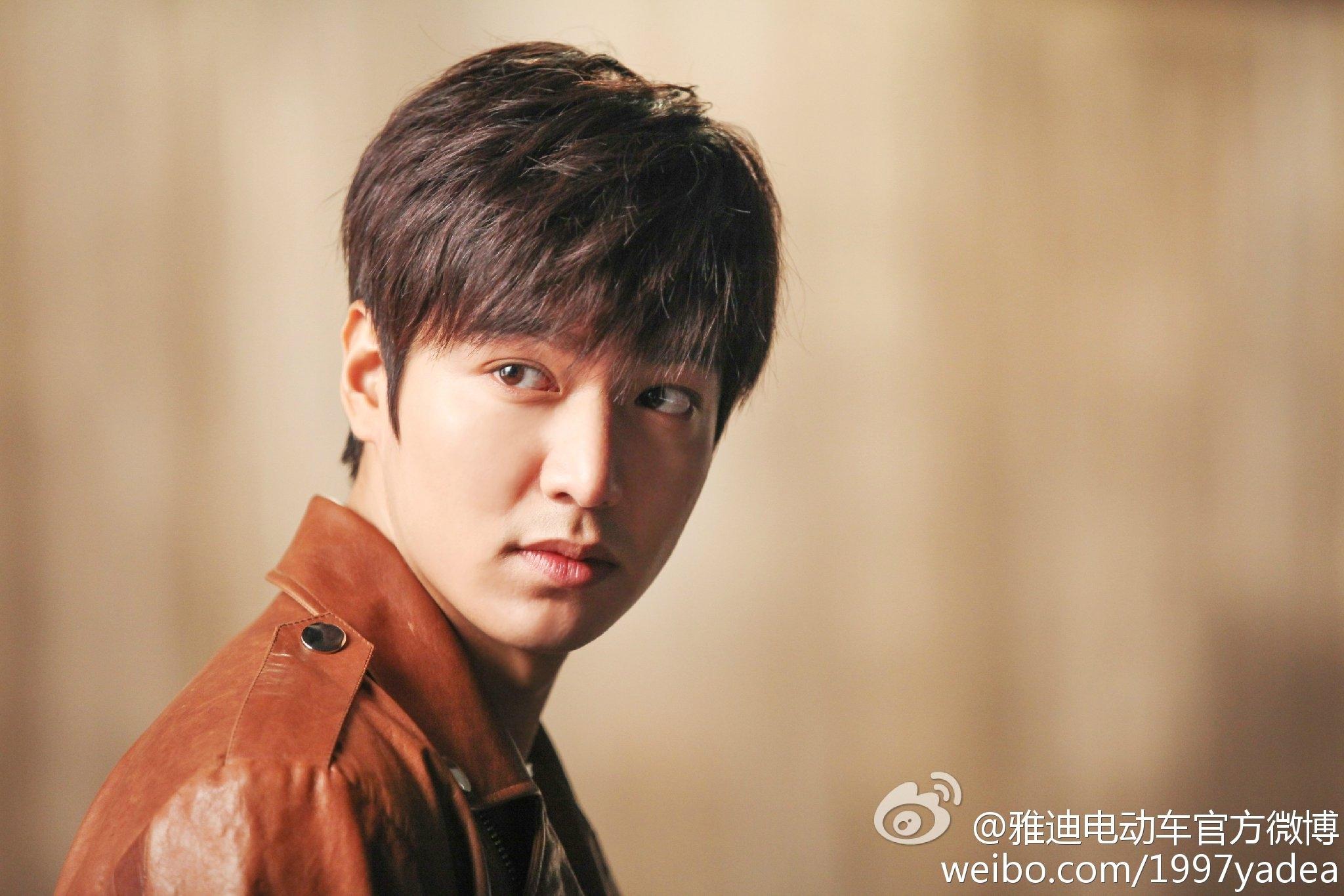 Fan mê mẩn với hình ảnh cực bảnh của Lee Min Ho trong quảng cáo mới