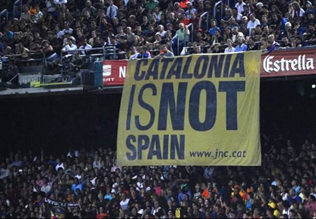 Catalunya luôn đòi tách khỏi Tây Ban Nha