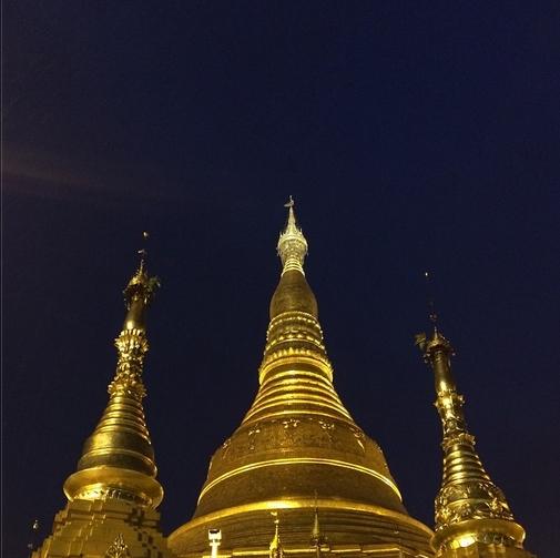 CL khoe cảnh đẹp ở Myanmar khi nhóm tổ chức concert ở đây
