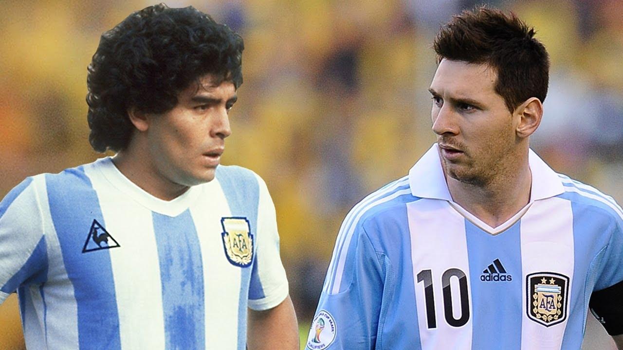 Cannavaro đánh giá Maradona hơn Messi.